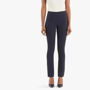 MM Lafleur Navy Foster Pant Everstretch Straight